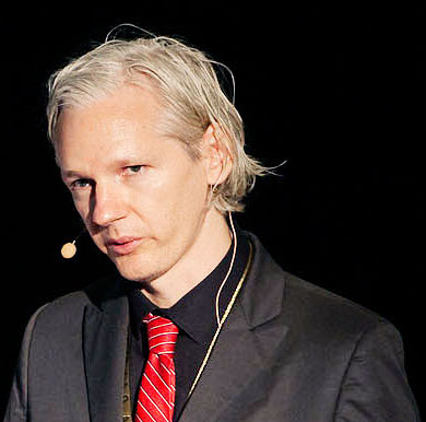 watcher of the watchers - Julian Assange