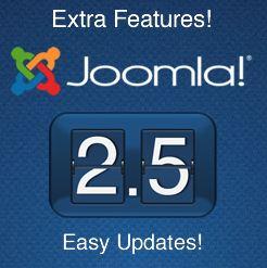 joomla 2.5 logo