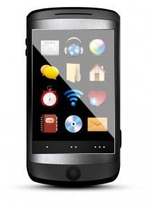 black-cellphone-icon