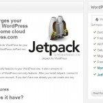 Jetpack web page