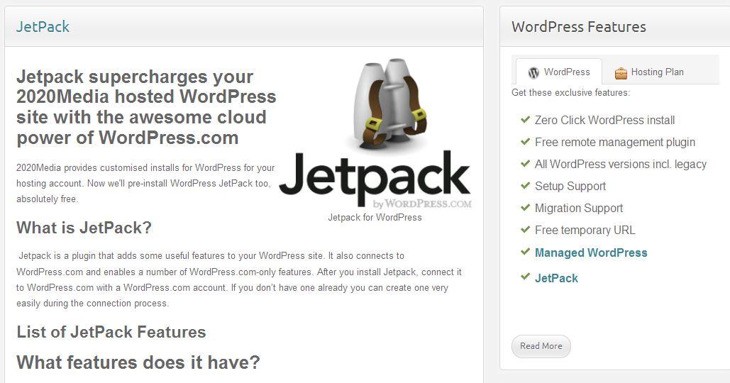 jetpack – 2020Media com Blog