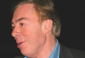 By Tracey Nolan from Toronto, Canada (Andrew Lloyd Webber - Colour) [CC BY-SA 2.0 (http://creativecommons.org/licenses/by-sa/2.0)], via Wikimedia Commons
