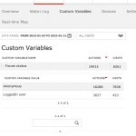Piwik Custom Variables