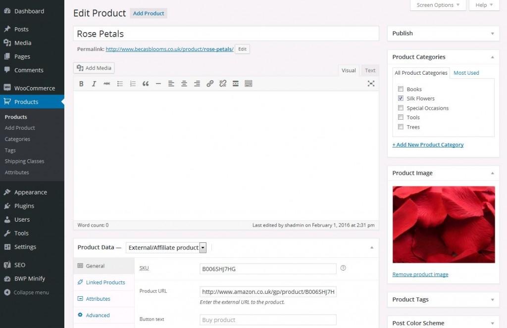 Product-edit