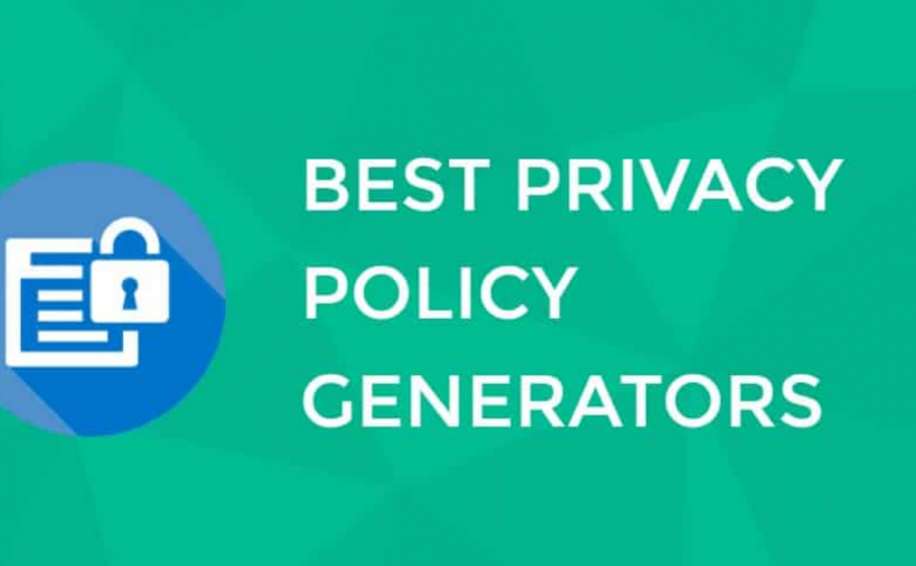 Generate a GDPR compliant Privacy Policy